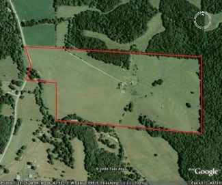 91 Acres Hunting Land For Sale in Pike County, Illinois #100307
