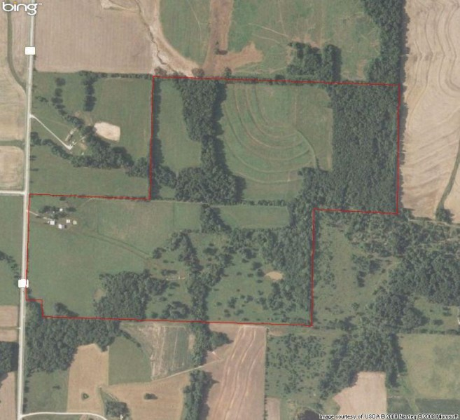 172.90 Acres Hunting Land For Sale in Monroe County, Missouri #100319